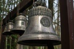Cloches orthodoxes photographie stock libre de droits
