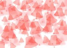 cloches rouges Photographie stock libre de droits