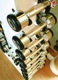 Cloches sourdes-muettes Image libre de droits