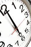 Clock 02 Royalty Free Stock Photography
