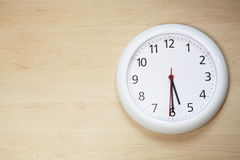Clock Royalty Free Stock Photos