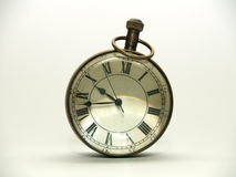 Clock. Time is precious. Time is running very fast royalty free stock image