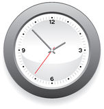 A clock Royalty Free Stock Photography