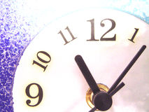 Clock. Face Royalty Free Stock Image