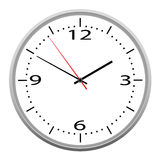 Clock. Royalty Free Stock Photography