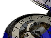 The clock Stock Photography