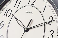 Clock. Close-up of  a clock Royalty Free Stock Photos