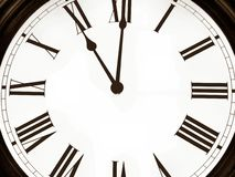 Clock. Stock Images