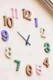 A clock Royalty Free Stock Images
