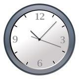 Clock. Cartoon vector illustration of a clock Royalty Free Stock Images