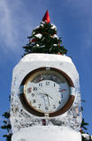 Clock. Royalty Free Stock Photos
