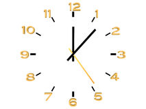 Clock Royalty Free Stock Image