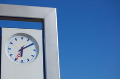 Clock Stock Photo