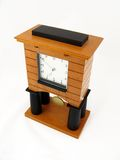 Clock. Designer clock royalty free stock images