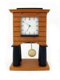 Clock. Designer clock stock photography