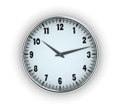 The clock Royalty Free Stock Images
