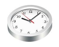 Clock. Classic 3d clock ,wall clock Stock Image