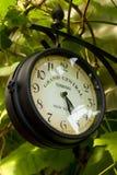 The clock Royalty Free Stock Photos