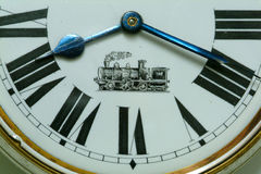 Clock. Old clock Royalty Free Stock Photo
