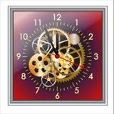 Clock02 免版税库存照片