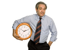 Clock Stock Photography