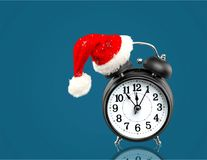 Clock. Alarm time hour minute interval early Stock Photos