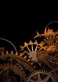 Clock arbeten Royaltyfria Bilder