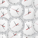 Clock background Royalty Free Stock Photo