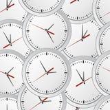 Clock background Royalty Free Stock Photo