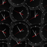 Clock background Royalty Free Stock Images
