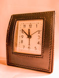 Clock (background) Stock Photography