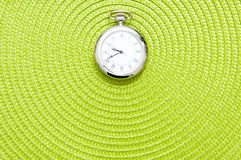 Clock background Stock Images