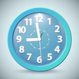 Clock vector illustration