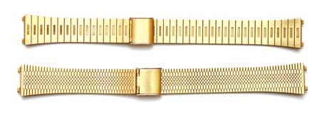 Clock bracelet Stock Image