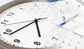 Clock and calendars Stock Photo