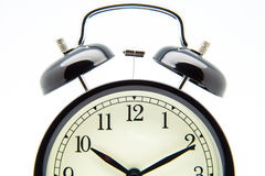 Clock of campaign Royalty Free Stock Photography