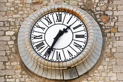 Clock Cannes Royalty Free Stock Photo