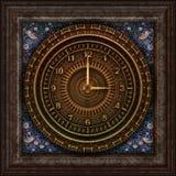 Clock, Circle, Pattern, Symmetry Royalty Free Stock Image
