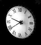 Clock at the city Bratislava Royalty Free Stock Photo