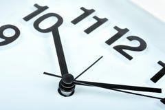 Clock closeup Royalty Free Stock Images