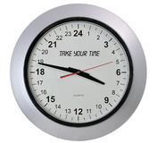 Clock concept Royalty Free Stock Photos