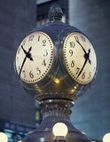 Clock, Concourse Royalty Free Stock Image