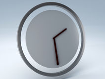Clock. This is a 3D rendered Stock Photos