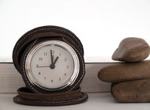 Clock, date, time Royalty Free Stock Photo
