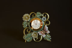 Clock, decorative Royalty Free Stock Images