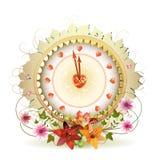 Clock design Stock Photos