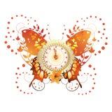 Clock design Royalty Free Stock Photo