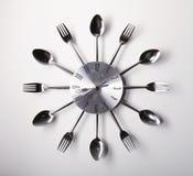 Clock design royalty free stock photography