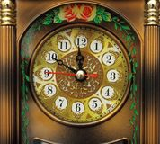 Clock desktop Royalty Free Stock Image