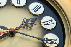 Clock Dial Royalty Free Stock Image